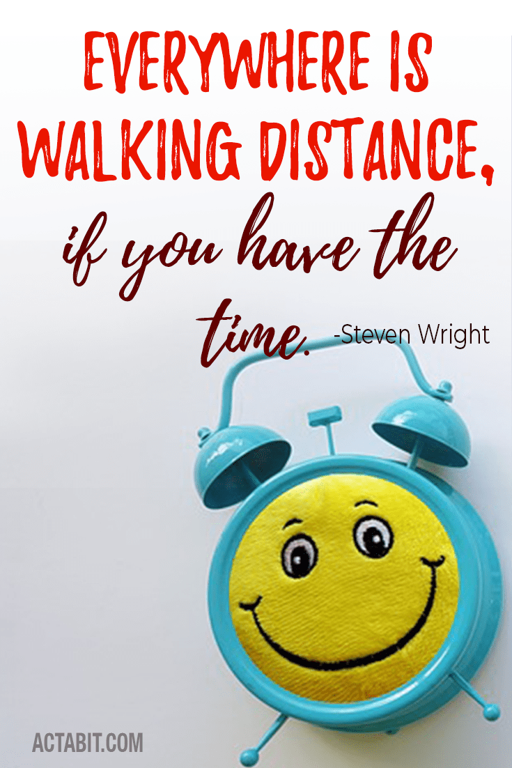 Walking Inspiration Quotes