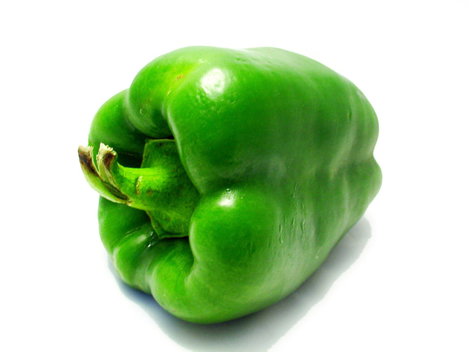 Green Pepper Nutrition Facts