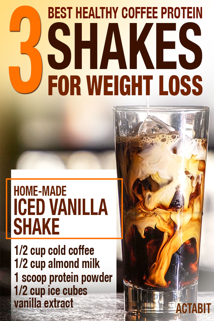 Top 3 Coffee Protein Shake Recipes to Lose Weight