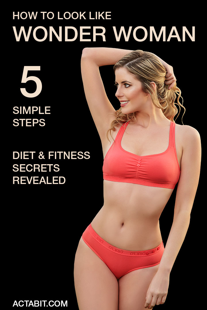 Women with the classic hourglass figure have curvy hips and a small waist. You can get this perfect body shape for women in just 5 simple steps.