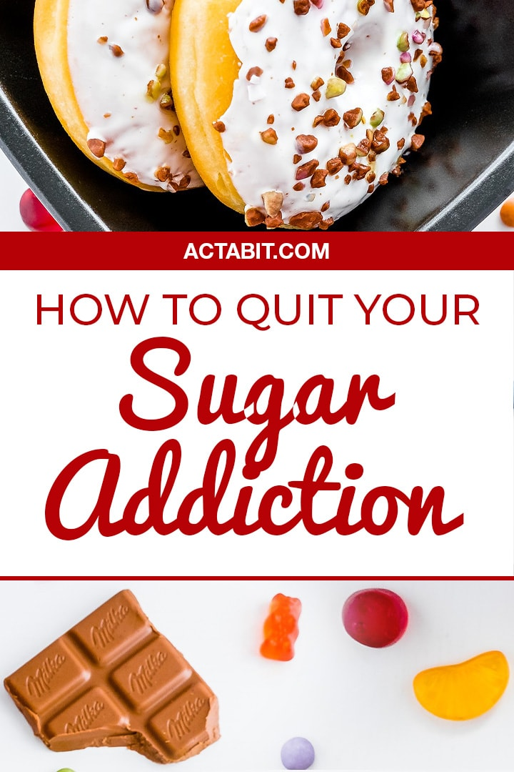 Here's how you can fight your sugar addiction and win. Check the 9 scientifically proven steps that make it possible to overcome sugar addiction for good.
