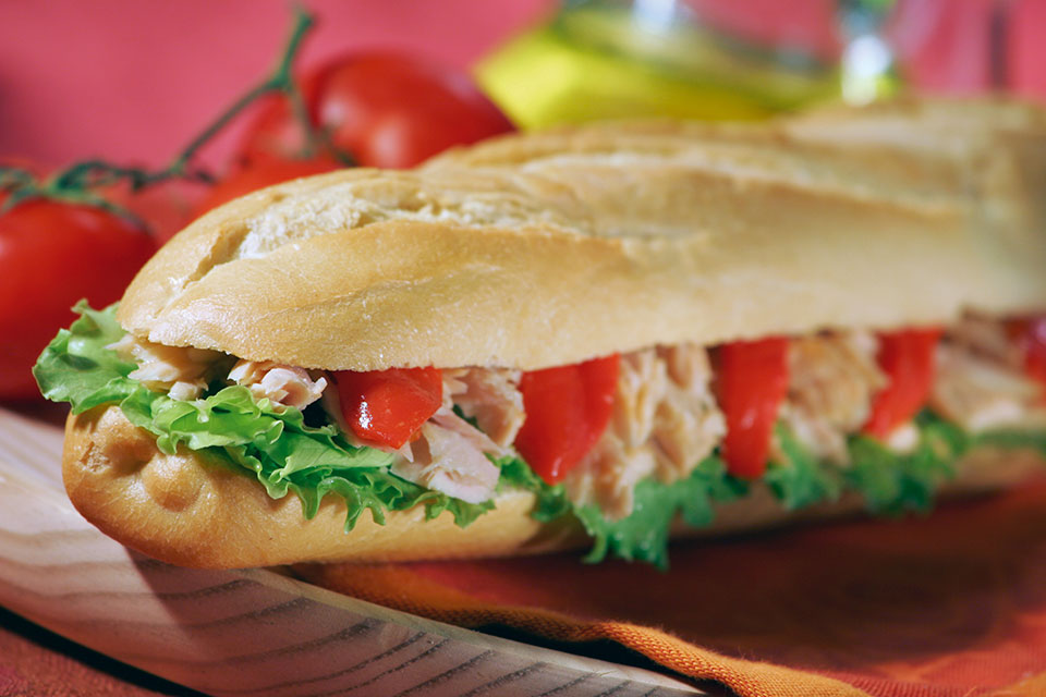 Subway Nutrition Facts: Calories in Sandwiches