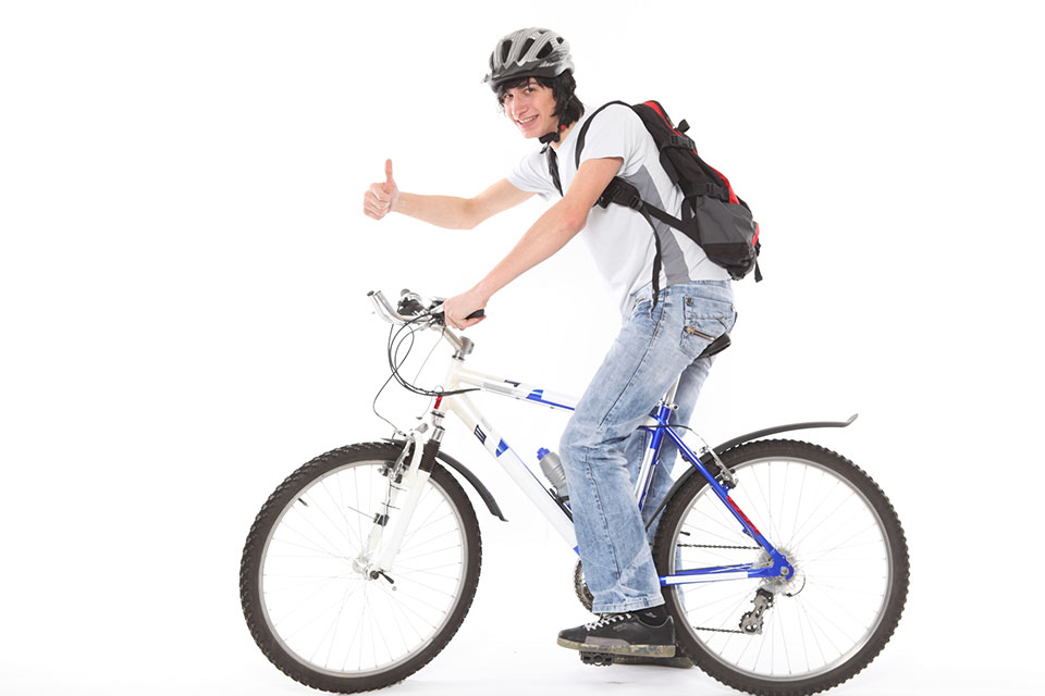 Encouraging Children to Cycle to School