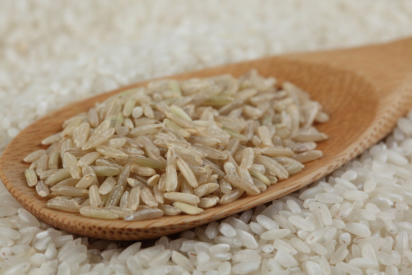 How to Lose Weight by Eating Rice